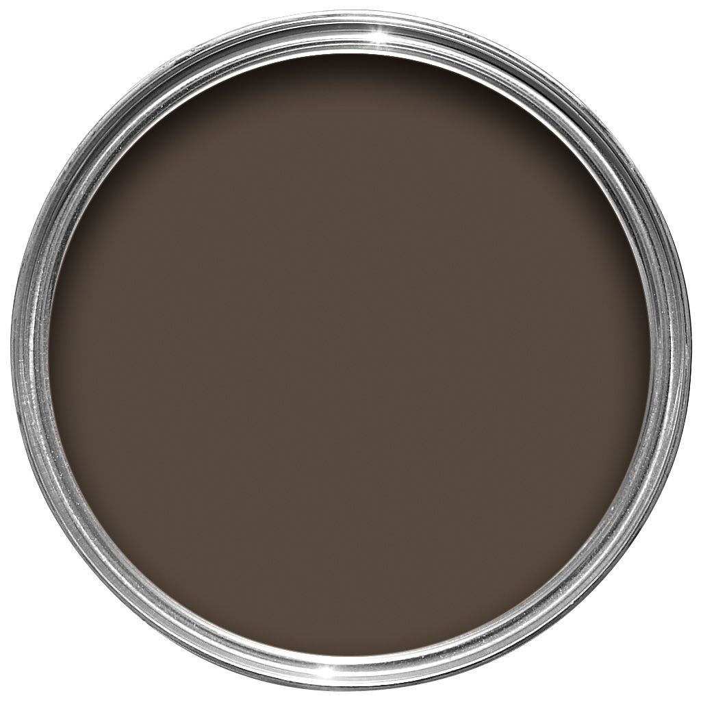 Colours Exterior Conker Gloss Wood Metal Paint Departments Tradepoint
