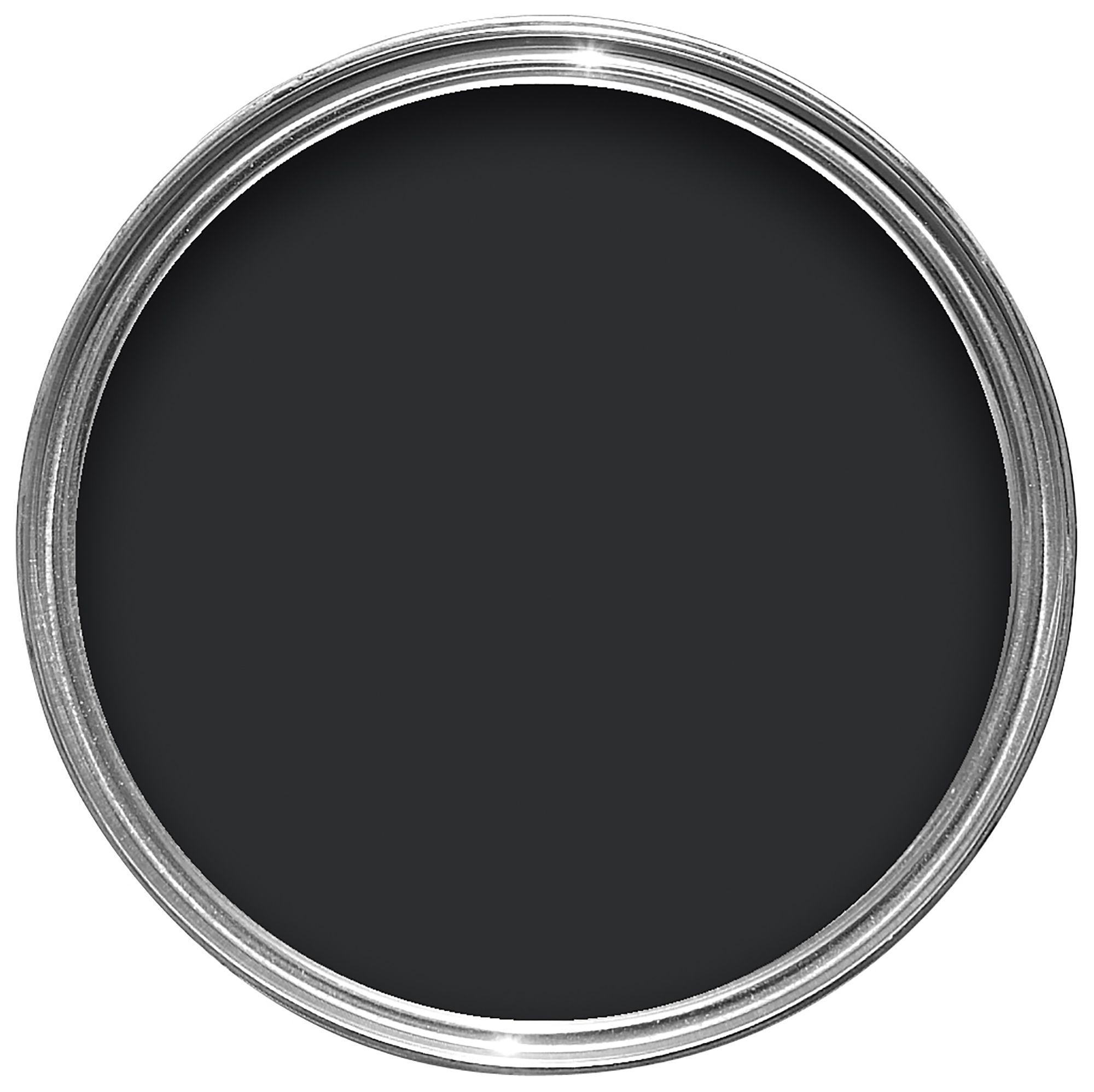 Colours Exterior Black Gloss Wood & Metal Paint 2.5l