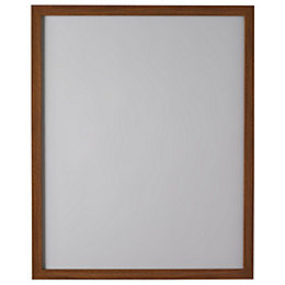 Walnut Effect Wood Picture Frame (H)52.7cm x (W)42.7cm