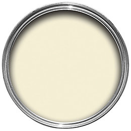Colours Milky White Matt Emulsion Paint 2.5L