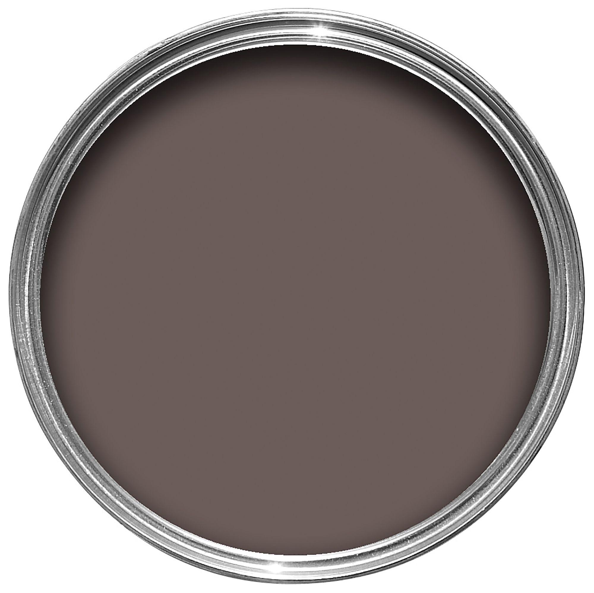 colours cocoa bean silk emulsion paint 2 5l departments. Black Bedroom Furniture Sets. Home Design Ideas