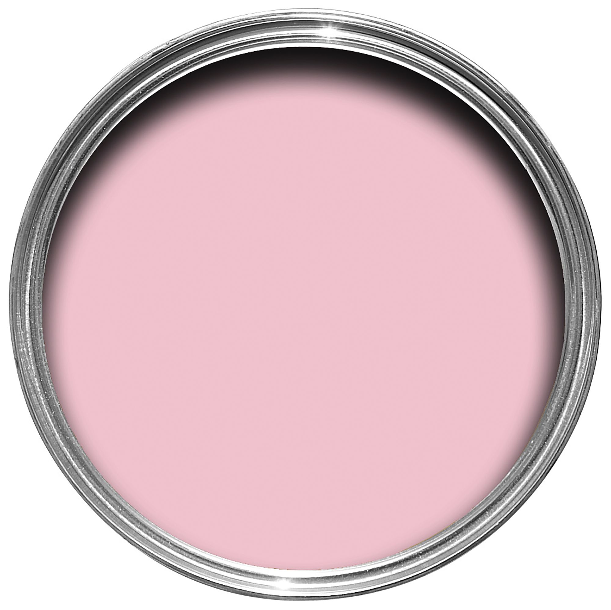 colours pink pink matt emulsion paint 2 5l departments. Black Bedroom Furniture Sets. Home Design Ideas