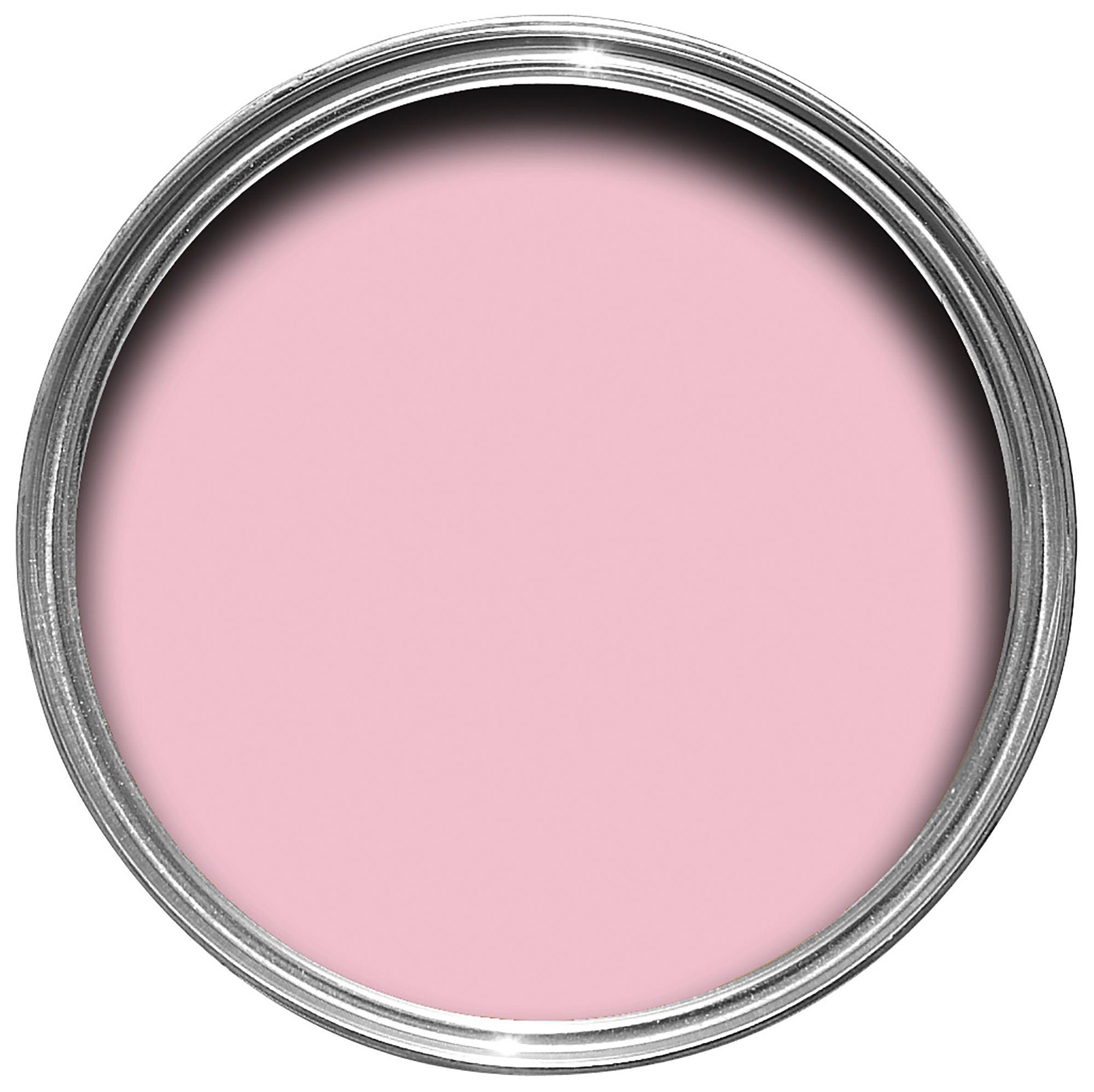 Colours Pink Pink Silk Emulsion Paint 2 5l Departments