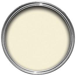Colours Milky White Matt Emulsion Paint 50ml Tester