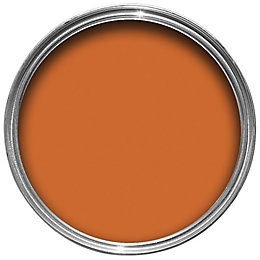 Colours Orange Matt Emulsion Paint 50ml Tester Pot