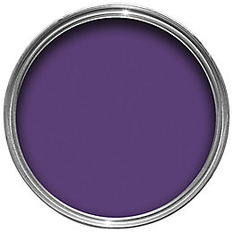 Colours Violet Imperial Matt Emulsion Paint 50ml Tester