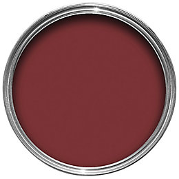 Colours Classic Red Matt Emulsion Paint 50ml Tester