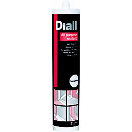 Diall Ready to Use All Purpose Transparent Sealant