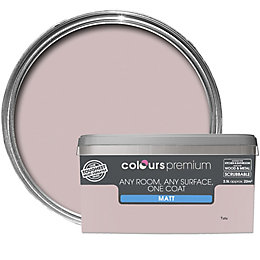 Colours Premium Tutu Matt Emulsion Paint 2.5L