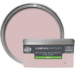 Colours Premium Tutu Silk Emulsion Paint 2.5L