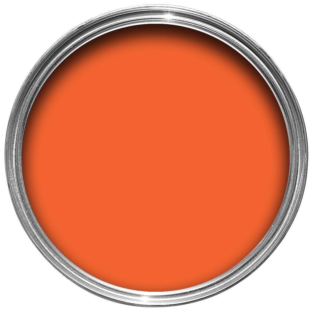 Colours Premium Pumpkin Matt Emulsion Paint 25L