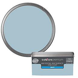 Colours Premium Ciel Matt Emulsion Paint 2.5L