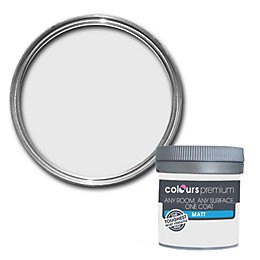 Colours Premium Chantilly Matt Emulsion Paint 50ml Tester