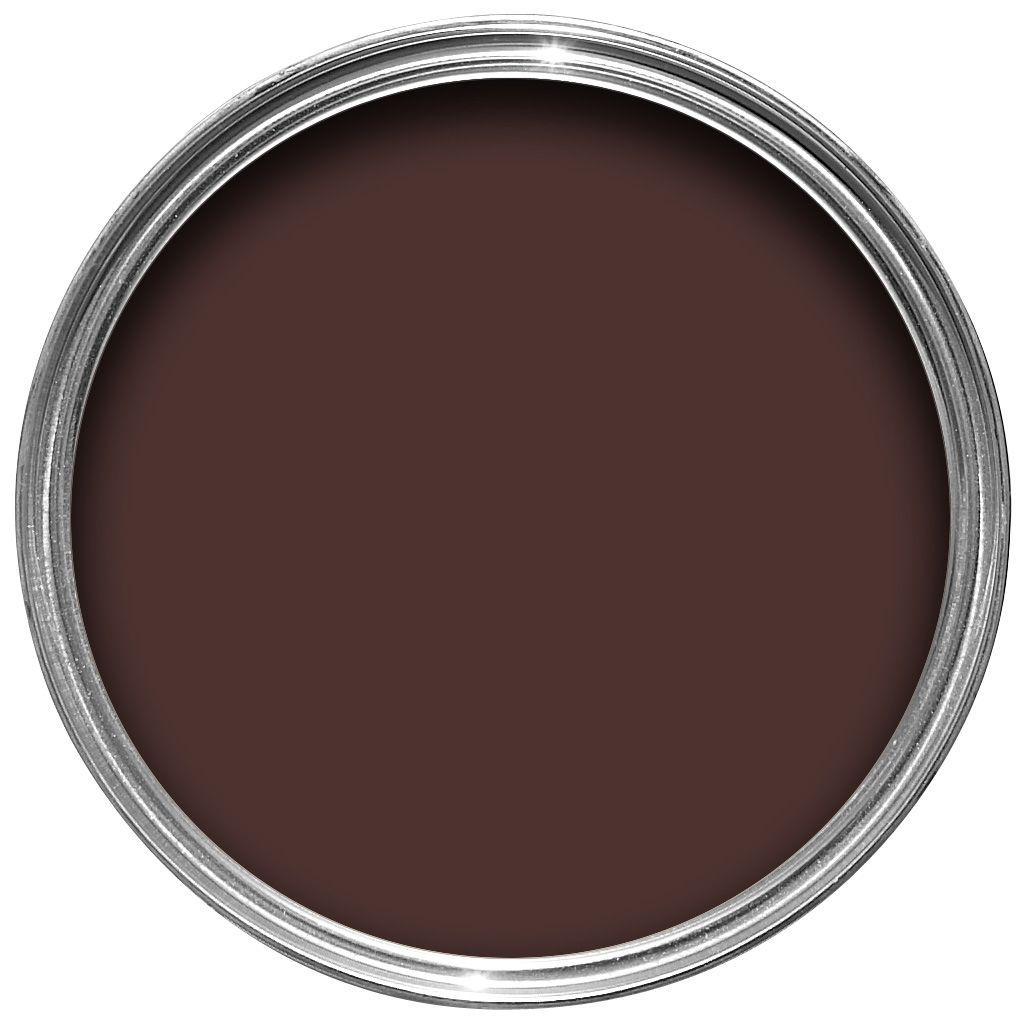 Colours Premium Dark Chocolate Matt Emulsion Paint Tester Pot Departments Diy At B Q