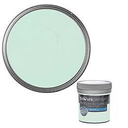 Colours Premium Duck Egg Matt Emulsion Paint 50ml