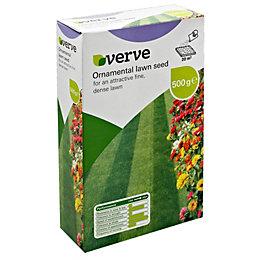 Verve Ornamental Lawn Seed 0.5kg