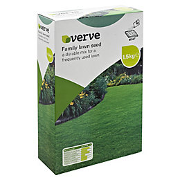 Verve Family Lawn Seed 1.5kg