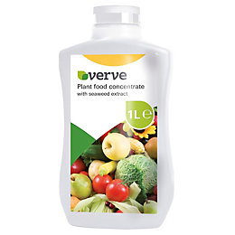 Verve Plant Food Concentrate with Seaweed Extract 1L