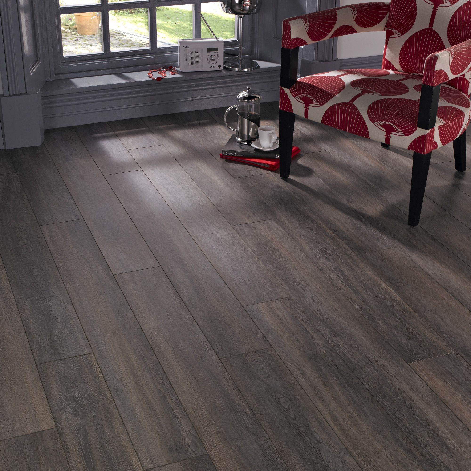 Bq Kitchen Flooring Belcanto Seville Spruce Effect Laminate Flooring 2 Ma2 Pack