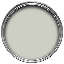 B&Q Grey Matt Emulsion Paint 2.5L