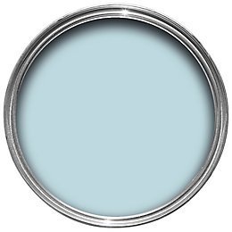 B&Q Blue Silk Emulsion Paint 2.5L