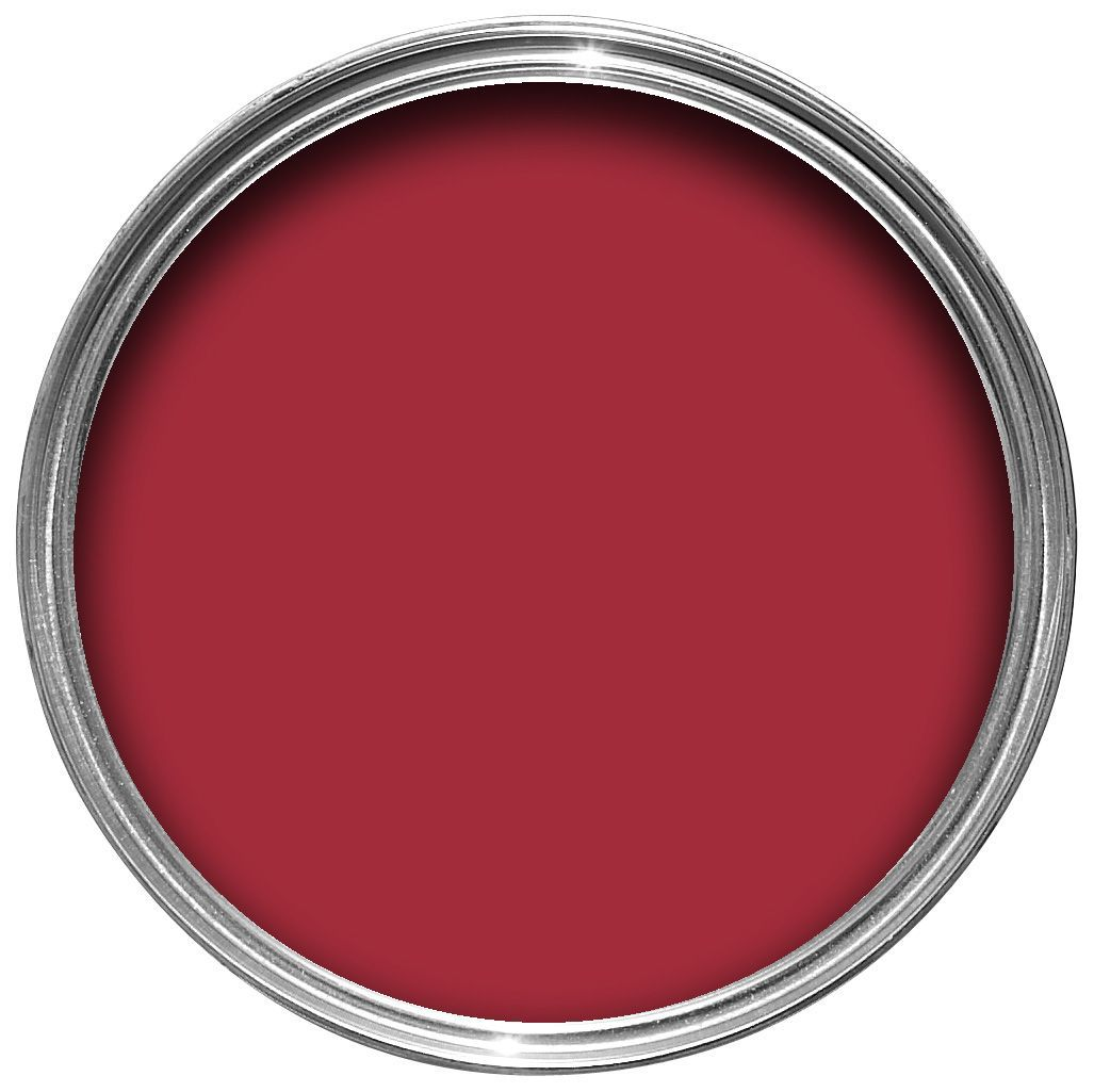 Colours One Coat Interior & Exterior Strawberry Gloss Wood & Metal Paint 750ml