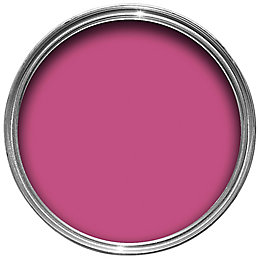 Colours Internal Playful Pink Satin Emulsion Paint 750ml