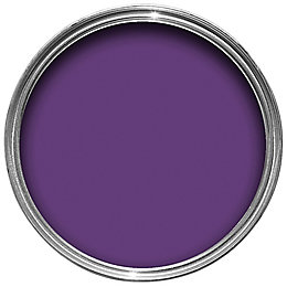 Colours Quick Dry Internal Violet Imperial Satin Emulsion