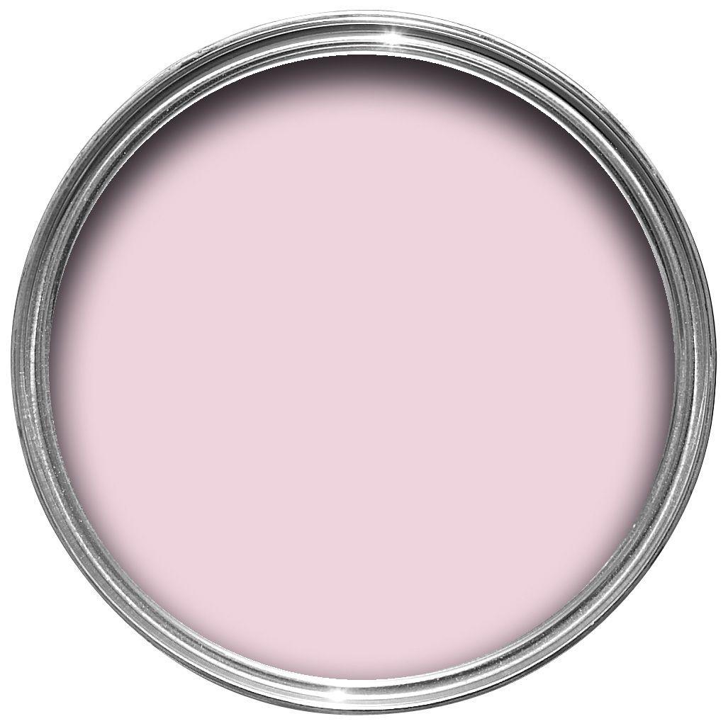 Colours Interior Pink Satin Emulsion Paint 750ml