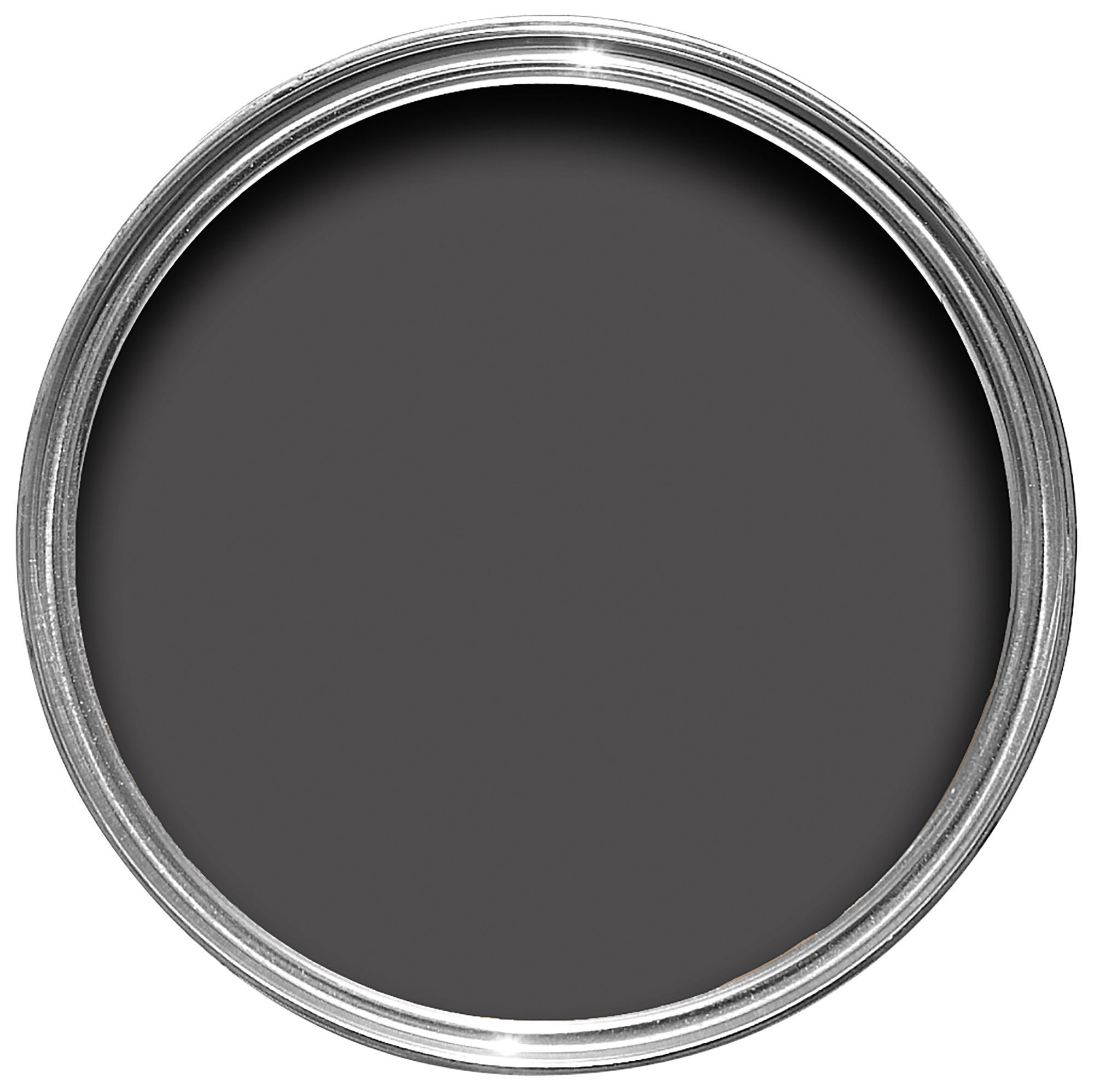 Colours Interior Grey Slate Gloss Wood Metal Paint 750ml Departments Diy At B Q