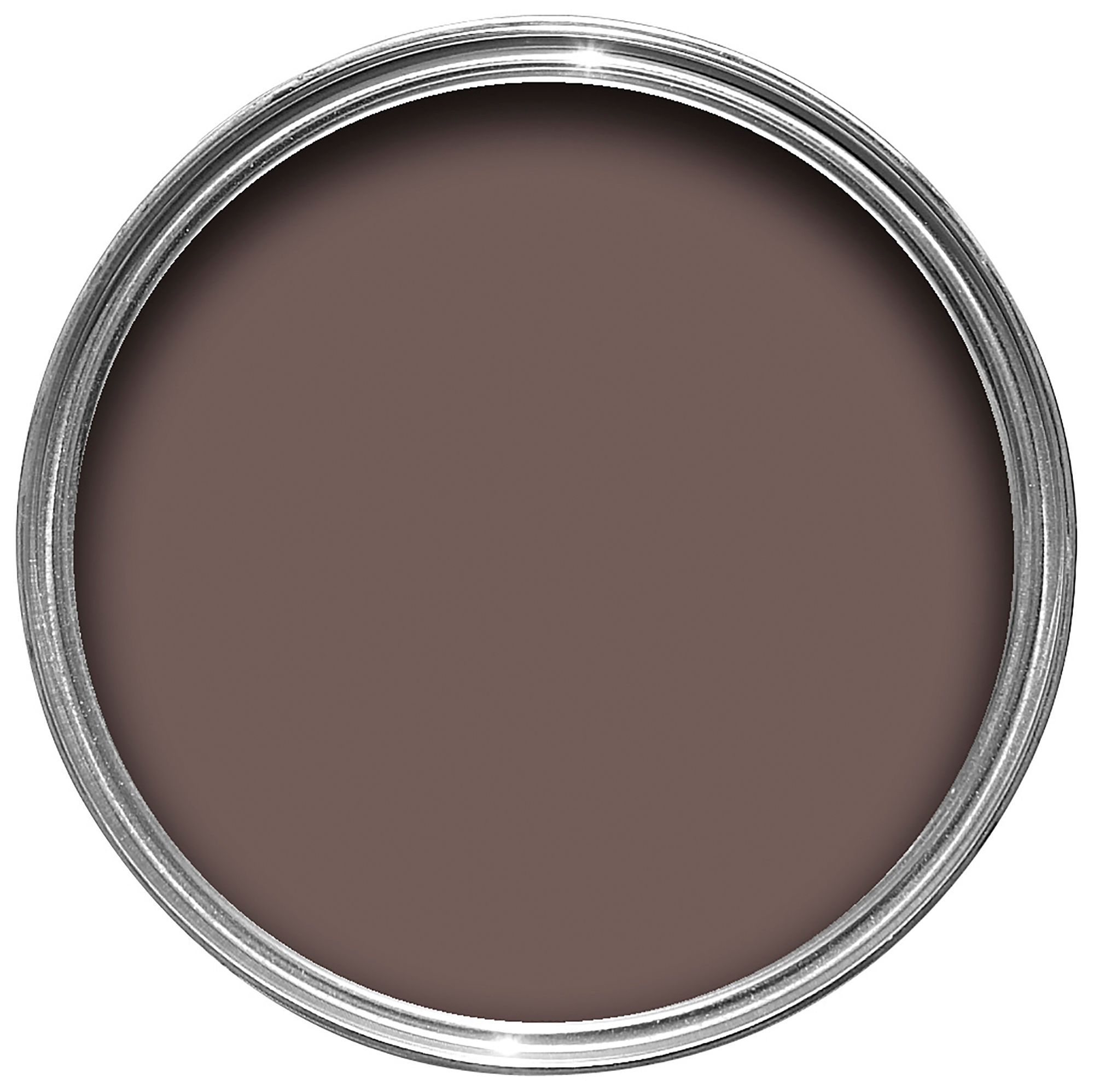 Colours interior exterior cocoa bean gloss wood metal paint 750ml departments diy at b q - Exterior wood paint matt pict ...