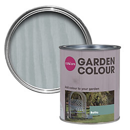 Colours Garden Baltic Matt Woodstain 0.75L