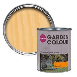 Colours Garden Harvest Matt Woodstain 750ml