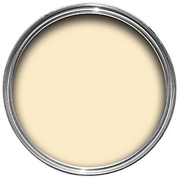 Colours Clotted Cream Smooth Masonry Paint 50ml Tester