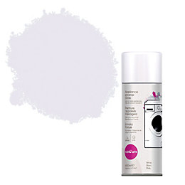 Colours White Gloss Appliance Enamel Spray Paint 400ml