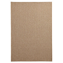 Colours Fearne Natural Indoor & Outdoor Rug (L)1.7m