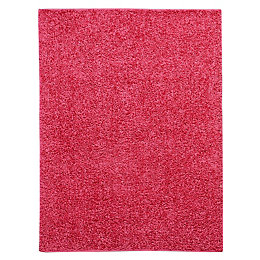 Colours Kala Pink Plain Rug (L)1.2M (W)0.6 M