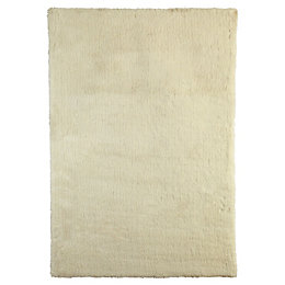 Colours Oriana White Rug (L)2.3m (W)1.6m