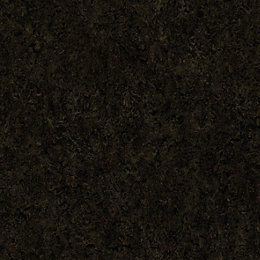 Colours Dizi Black Marble Effect Vinyl 4m² Sheet
