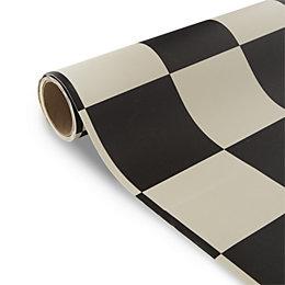 Tenora Black & White Vinyl 4m²