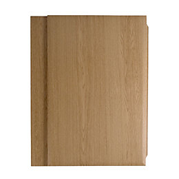 Cooke & Lewis Oak Effect Bath End Panel