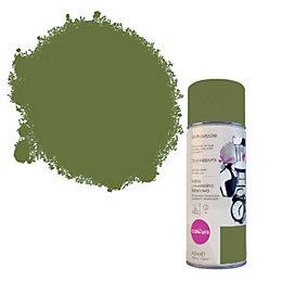 Colours Sherwood Satin Spray Paint 400 ml