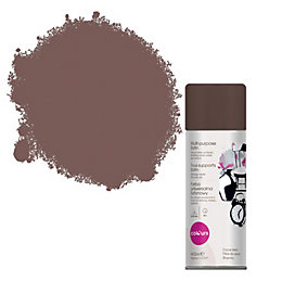 Colours Cocoa Bean Satin Spray Paint 400 ml