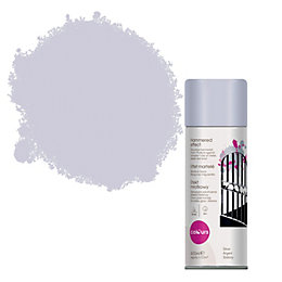 Colours Silver Hammered Effect Spray Paint 400 ml