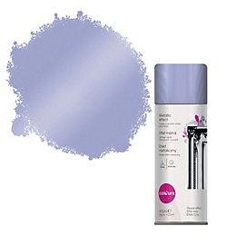 Colours Pewter Metallic Spray Paint 400 ml