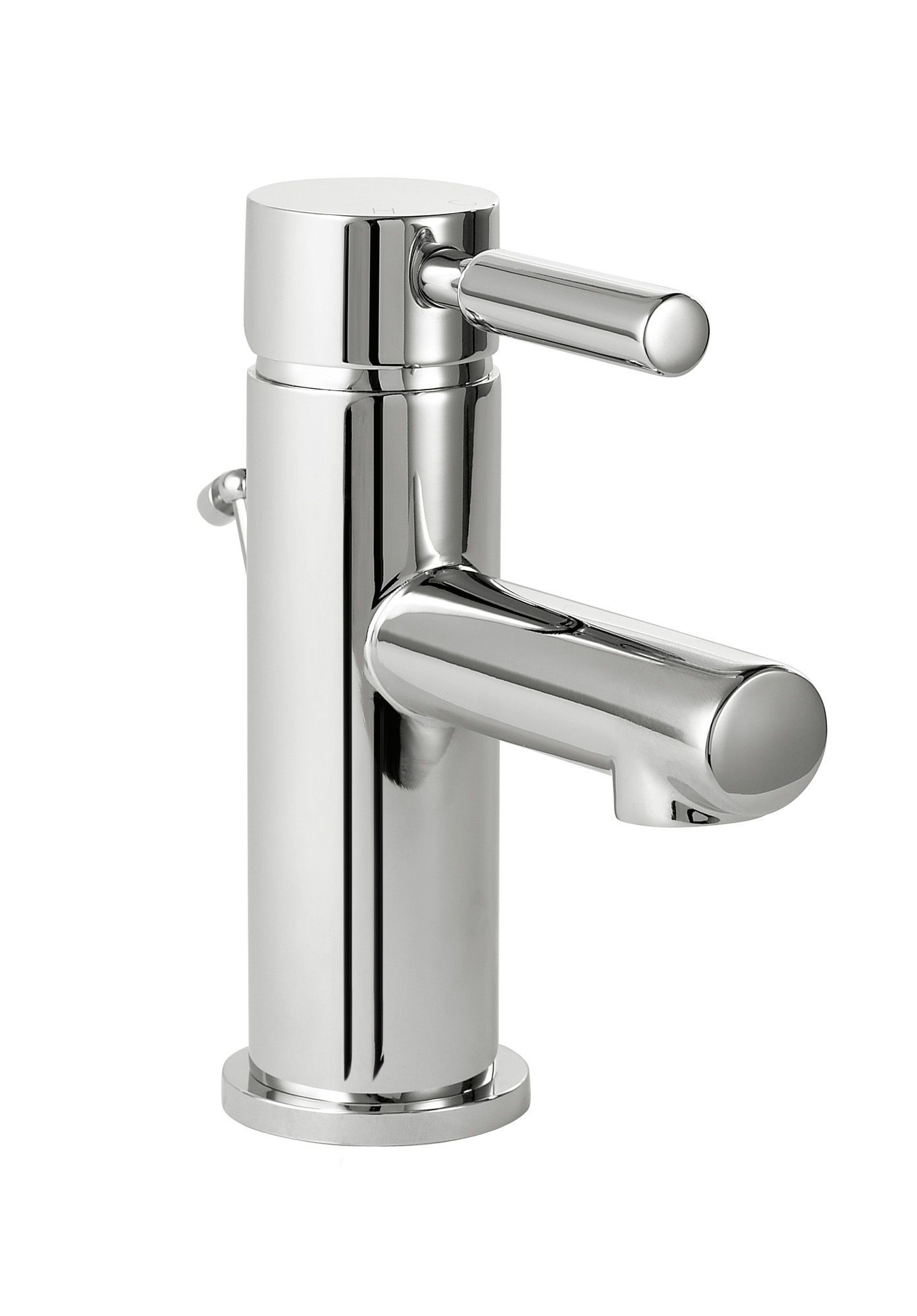 Cooke & Lewis Cirque 1 Lever Basin Mixer Tap | Departments ...