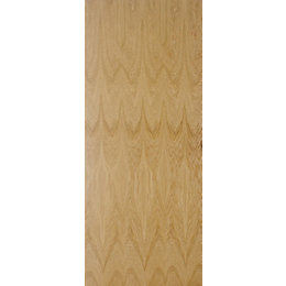 Flush Ply Veneer Internal Fire Door, (H)2040mm (W)726mm