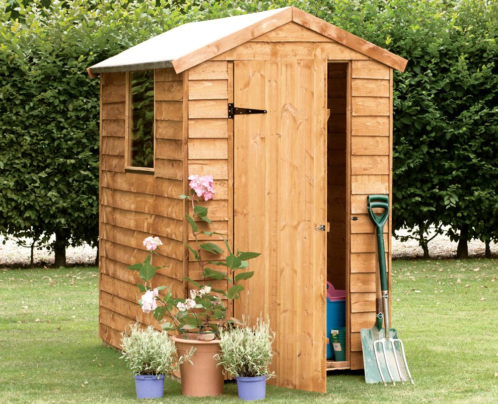 Buyer's guide to sheds