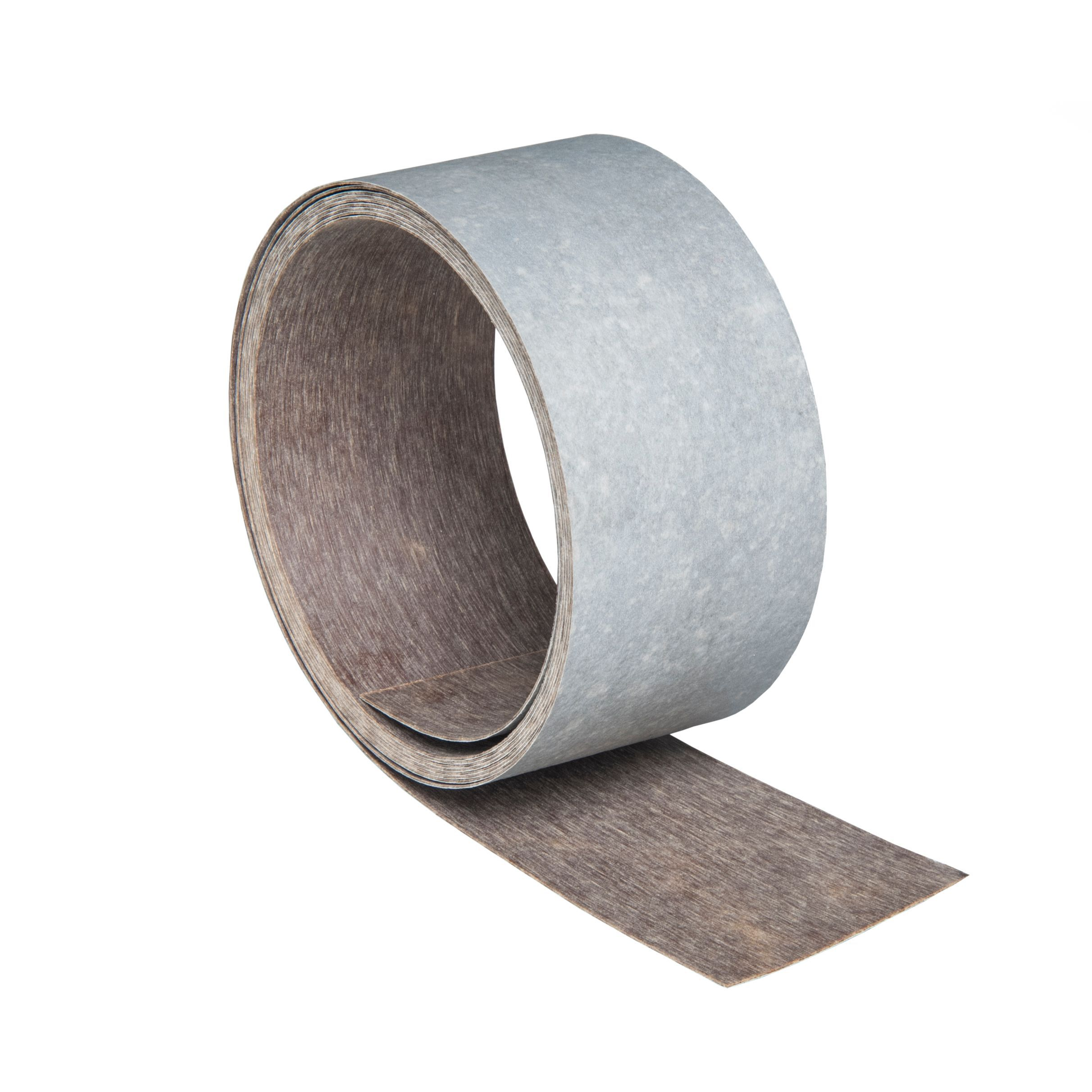 Cooke & Lewis Tectonica Matt Grey Stone Effect Worktop Edging Tape (l)3m
