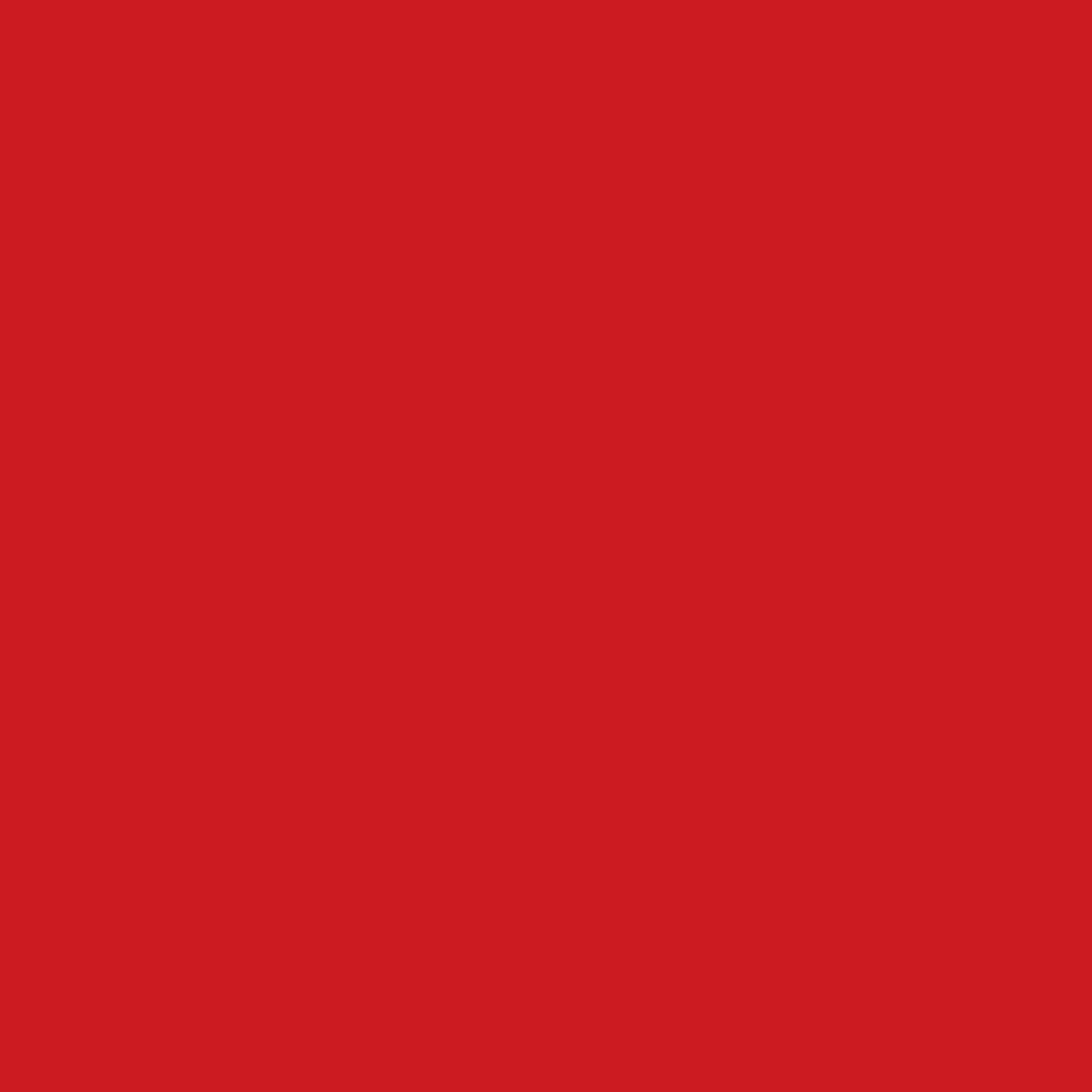 4mm Red Glass Splashback
